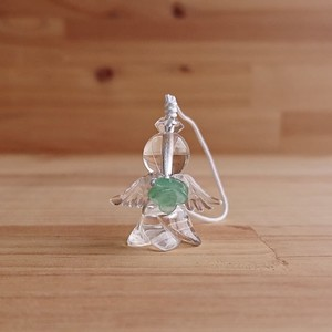 Angel Charm Aventurine Flower