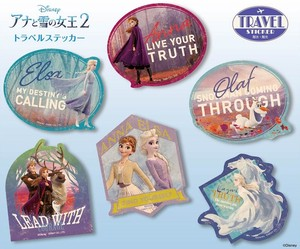 Disney Frozen Travel Sticker