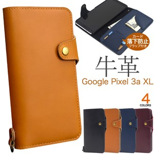 Fine Quality Smooth Cow Leather Use Cow Leather Notebook Type Case