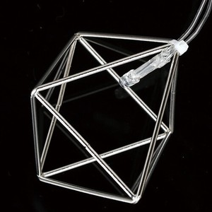 【DULTON ダルトン】DAZZLINGLIGHT DIAMOND SHAPE S.SILVER