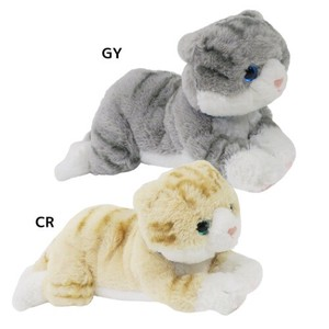 Soft Toy Animal Hiza Neko Soft Toys Scottish Fold