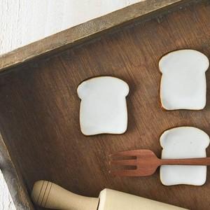 箸置き 食パン[日本製/美濃焼/洋食器]