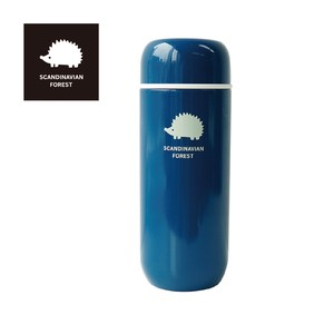 SCANDINABIAN FOREST Stainless bottle Navy