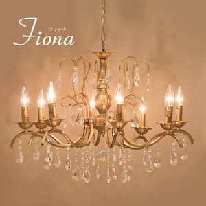 Crystal Glass Chandelier Lightning Type