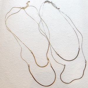 Snake Long Chain Necklace
