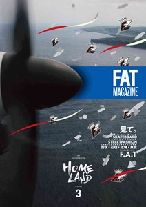 FAT magazine 2019 AUTUMN WINTER