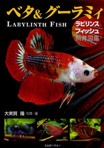Betta & Gourami labyrinth fish breeding pictorial book