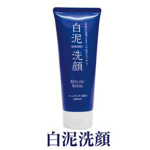 White clay face wash 130g