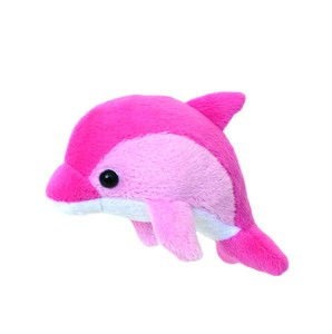 Anywhere Lens Key Ring Dolphin Pink