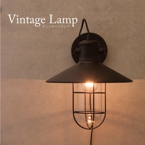 Wall Lighting Vintage Wall Lamp type