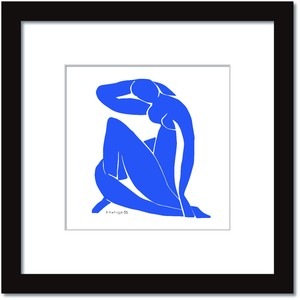 Art Collection/アンリ・マティス(Henri Matisse)/Nu bleuII/Blue Nude2