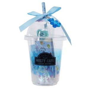 Stationery Set Cup Gift Set Blue