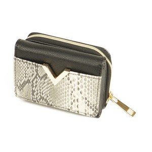 Metal Fittings Trifold Wallet Wallet Star Ladies Wallet Coin Purse
