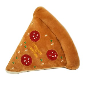 Love Pets Pizza / Dog Toy / Plush