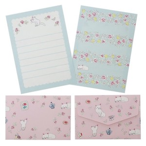 Mini letter Set Cat