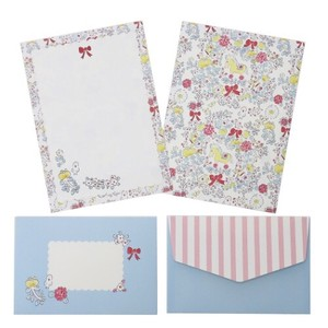 Mini letter Set Small Birds