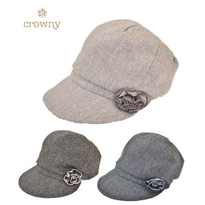 crowny Beauty Casquette Flower Cup