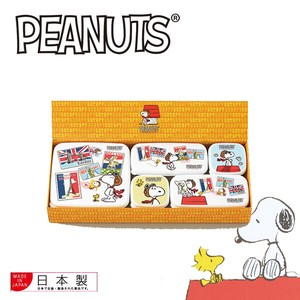 Snoopy Flying SEAL Food Container Set Set