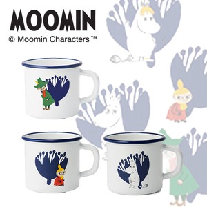 The Moomins Mug 3 Types