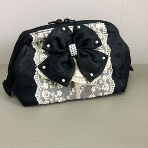Princes Ribbon Wire Pouch