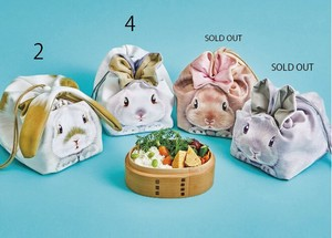 Rabbit Lunch Pouch