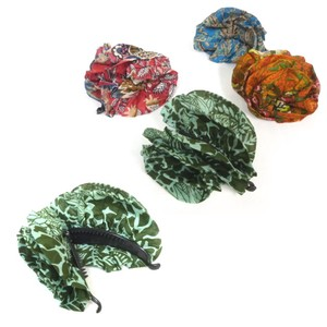 S/S Fashion India Print Banana Clip [ 2020NewItem ]