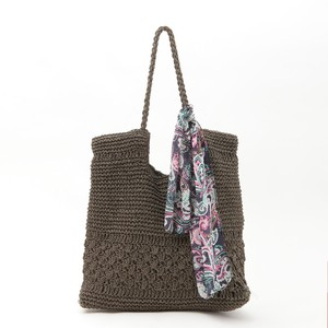 Big AL Scarf Toba A4 Bag