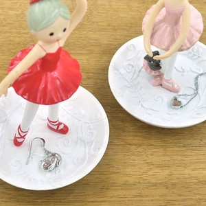 Ballerina Accessory Tray Ballet Girl