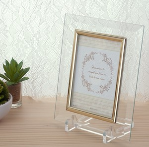 Glass Photo Frame Post