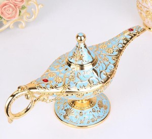 Magic Lamp Lamp Arabian Night Ornament Interior Retro Mystery