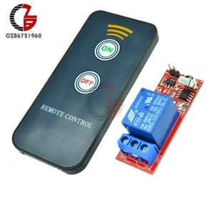 Infrared Switch Board Controller Electron