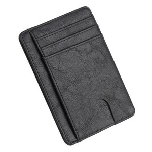 Vintage Men's Wallet Card Holder Business Brand Men Wallet Wallet