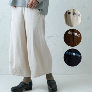 S/S Pocket Embroidery Circus Pants [ 2020NewItem ]
