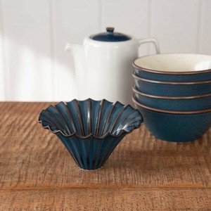 Scandinavia Blue Flare Coffee Dripper MINO Ware