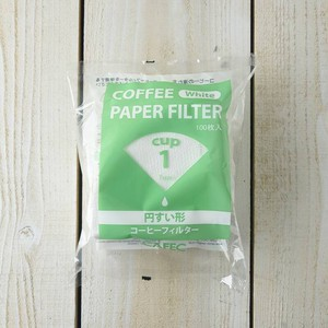 Cone Paper Filter White 100 sheets Western Plates & Utensils
