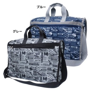Paper Travel Boston Navy Gray