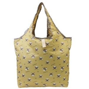 Cold Insulation Shopping Bag Beige
