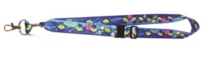 Disney Wide Neck Strap Alien