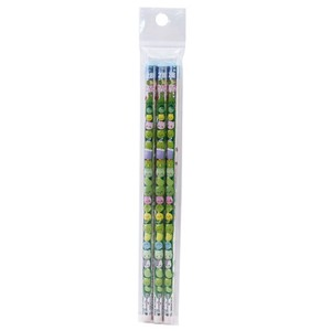 Pencil Friends Round Shank Pencil Set Of 3