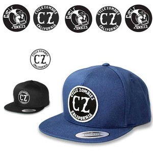 CYCLE ZOMBIES CALIFORNIA TWILL SNAPBACK  16840