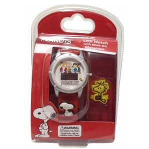Peanuts Watch Snoopy Wrist Watch