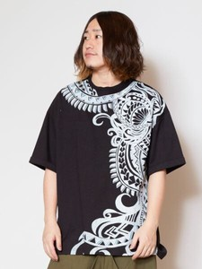 [2019NewItem] Tribal Big Silhouette Men's T-shirt