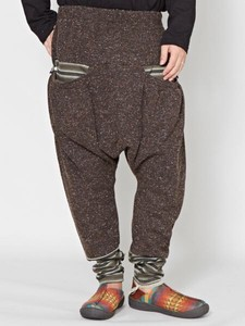 [2019NewItem] Tweed Sarrouel Pants