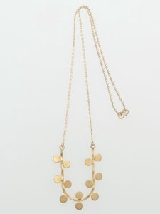 [2019NewItem] Round Metal Necklace
