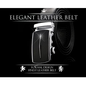 Genuine Leather Ride Cow Leather Leather Belt Formal Suits