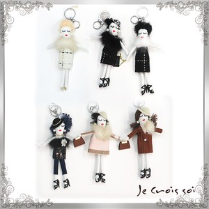 [ 2020NewItem ] 6 Types Charm Mobile Phone Brand Charm Doll