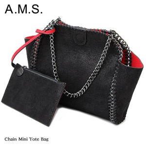 Chain Bag Chain Tote Bag Handbag