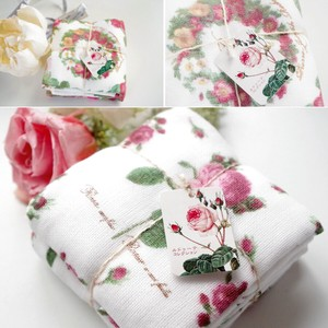 Redoute ROSE Cotton 2 Pcs Kitchen Closs