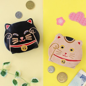 Coin Purse Beckoning cat