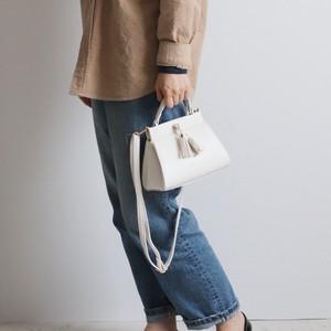 【2020SS】タッセル付きミニ2wayバッグ